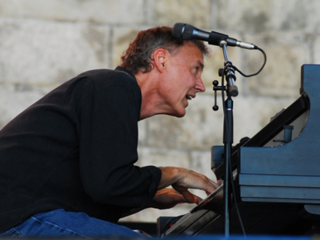Bruce Hornsby with Los Lobos