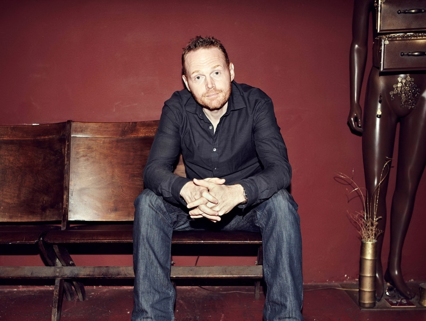 "Bill Burr Is Live Recording His ""Monday Morning Podcast"" @ The All Things Comedy Festival"