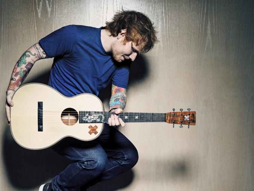 Ed Sheeran, Snow Patrol