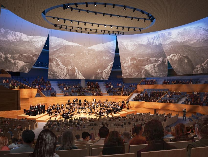 Colorado Symphony Orchestra: Carlos Kalmar - Schubert Unfinished Symphony