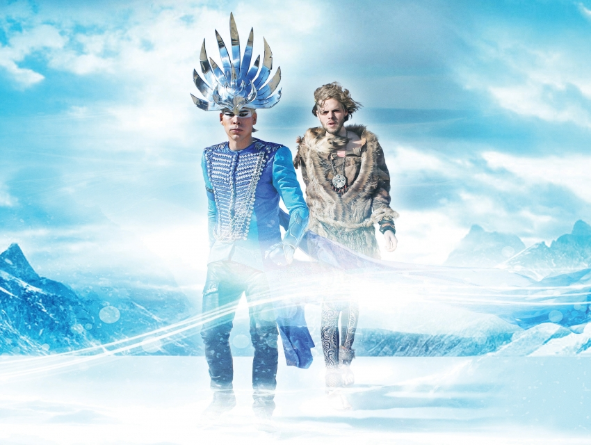 Empire of the Sun, Modest Mouse