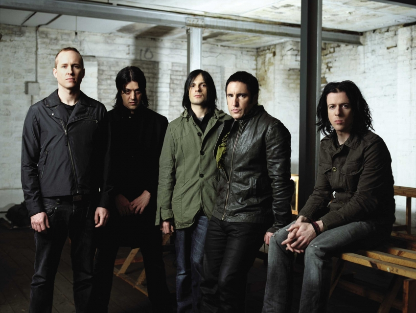 Nine Inch Nails, The Jesus and Mary Chain