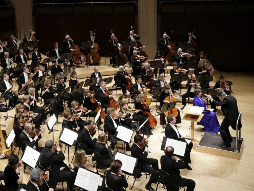 North Carolina Symphony-Vivaldi's Four Seasons