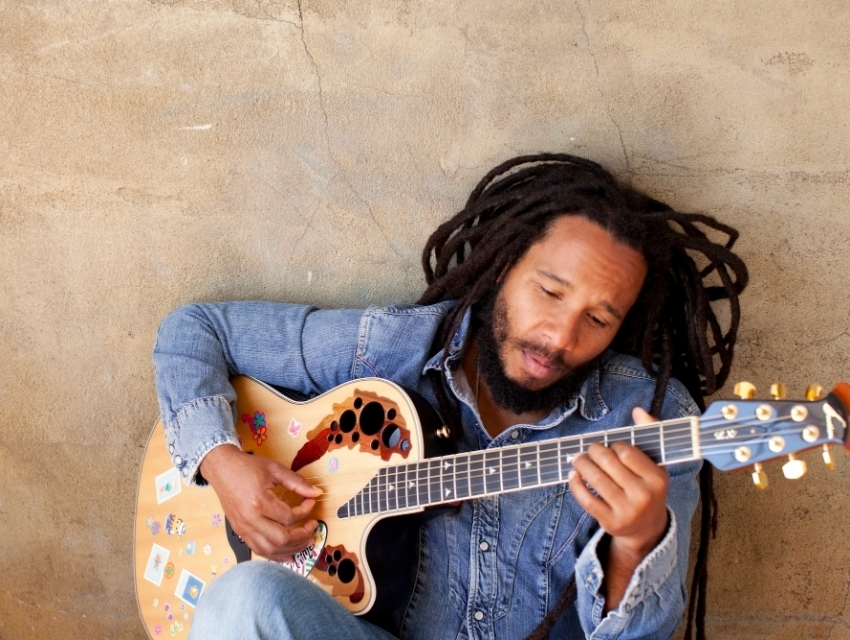 Ziggy Marley With Special Guest