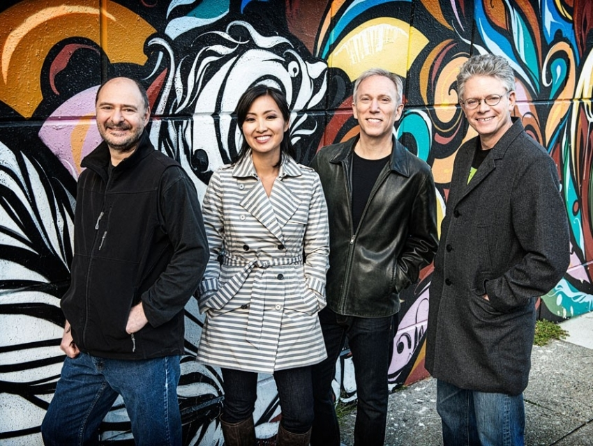 A Thousand Thoughts with Sam Green & Kronos Quartet
