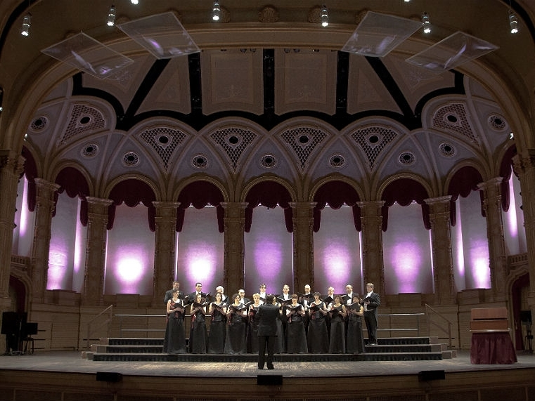 Musica intima at ISCM World New Music Days with Vancouver Chamber Choir and Elektra *Matinée*