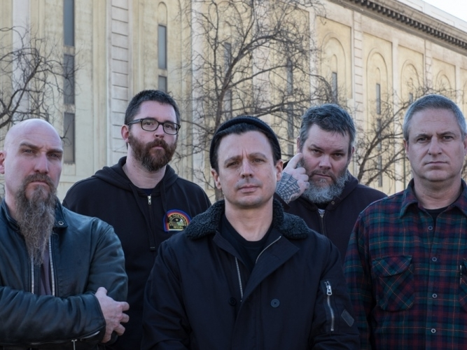 Neurosis, Converge with Birds In Row
