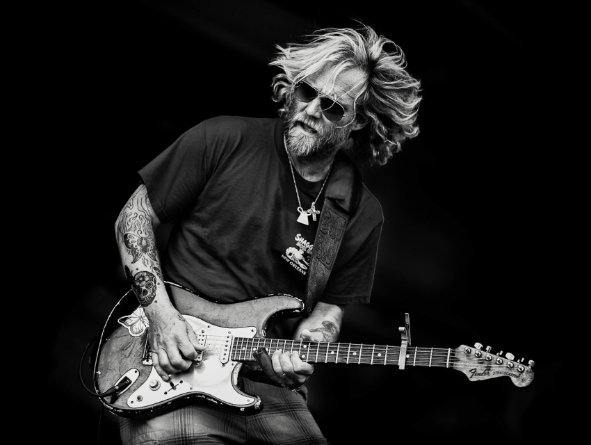 An Evening With Anders Osborne & Mike Zito