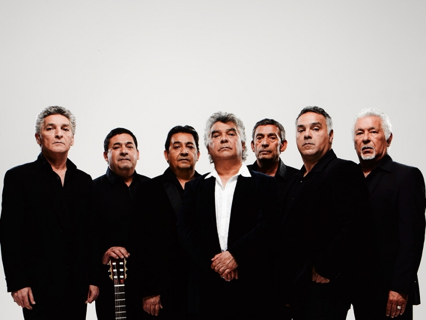 The Gipsy Kings at Chautauqua Auditorium