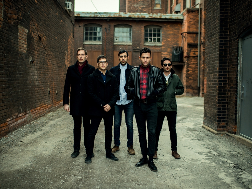 Arkells, Jimmy Eat World, The Glorious Sons, Cold War Kids