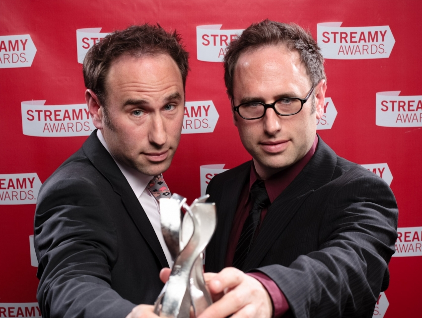 Dumb People Town Live Podcast With The Sklar Brothers
