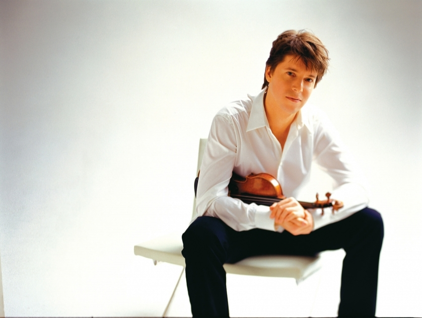 Joshua Bell violin; Academy of St Martin in the Fields