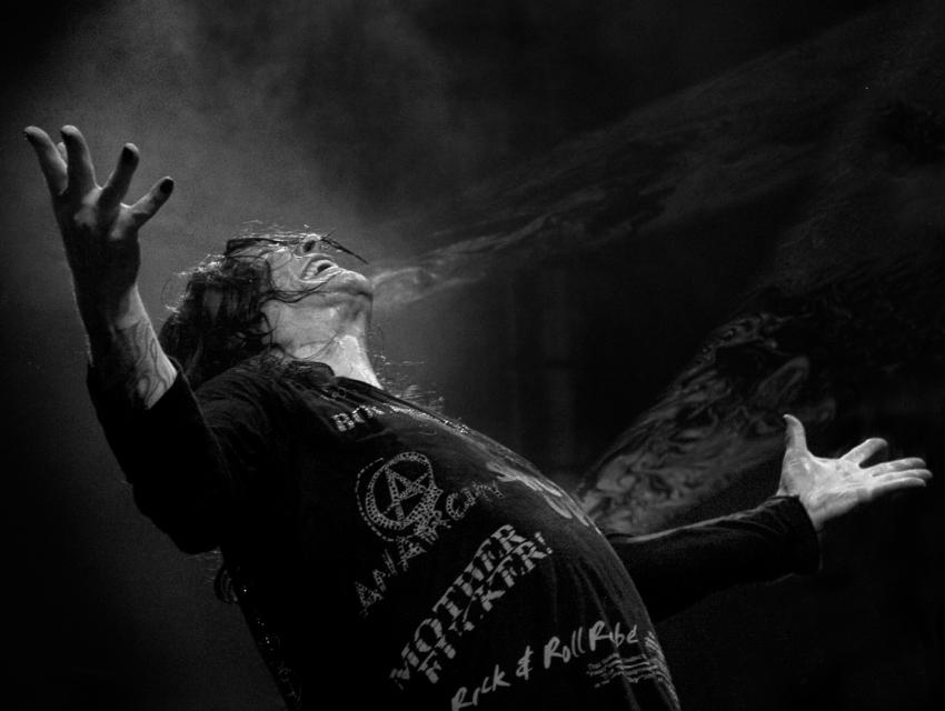 Ozzy Osbourne, Stone Sour