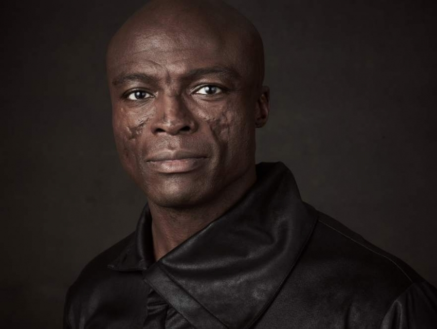 Seal, Hollywood Bowl Orchestra wtih Corinne Bailey Rae