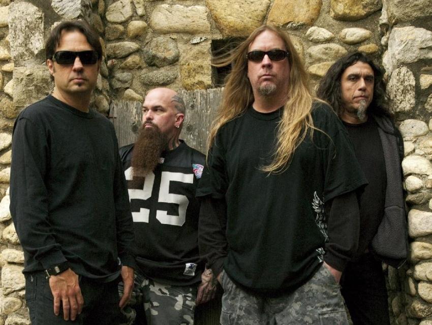 Slayer, Lamb of God, Anthrax