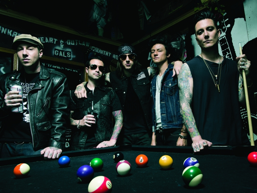 Avenged Sevenfold and Prophets of Rage
