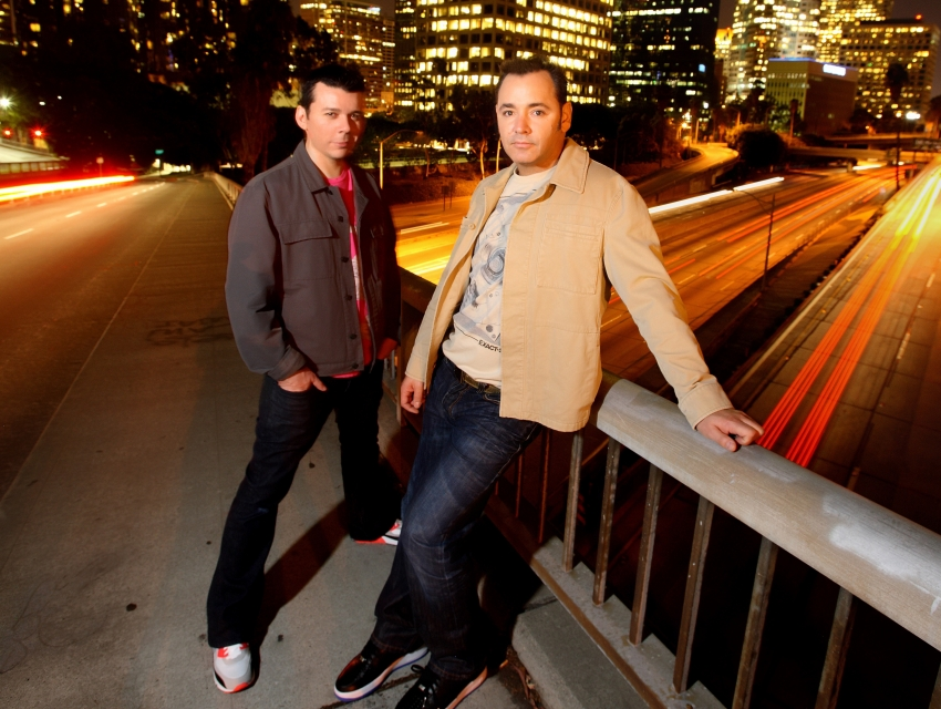 The Crystal Method, The Imperial