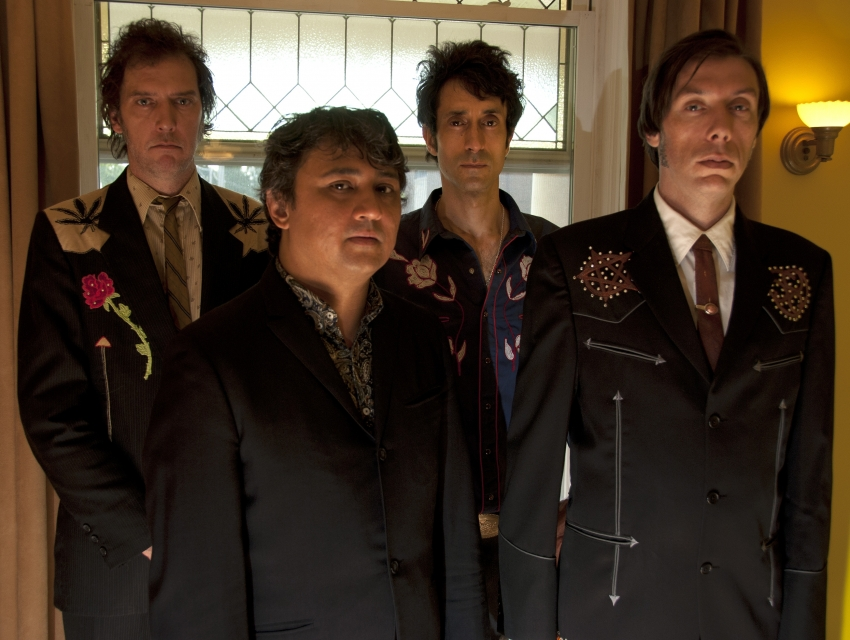 The Sadies, Walrus