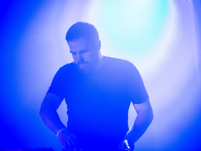 Com Truise, Clark and Roland Tings