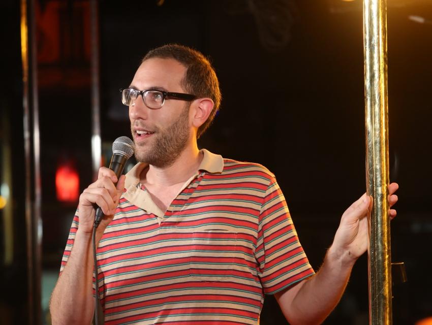 Ari Shaffir's Renamed Storytelling Show