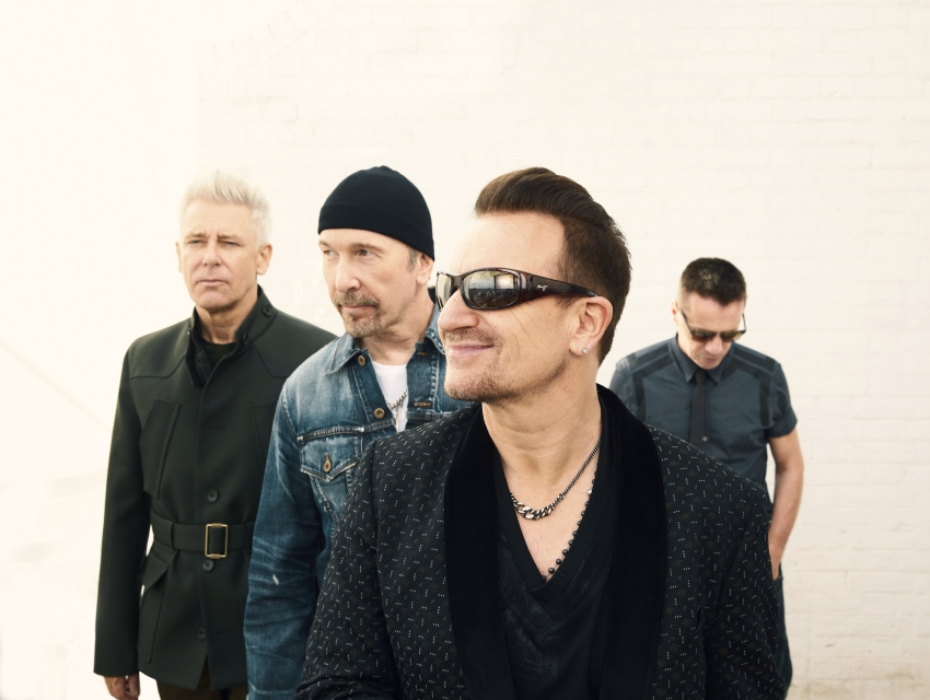 U2: The Experience and Innocence Tour 2018