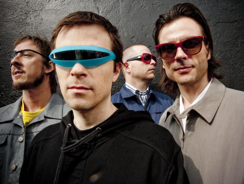 Weezer, Pixies