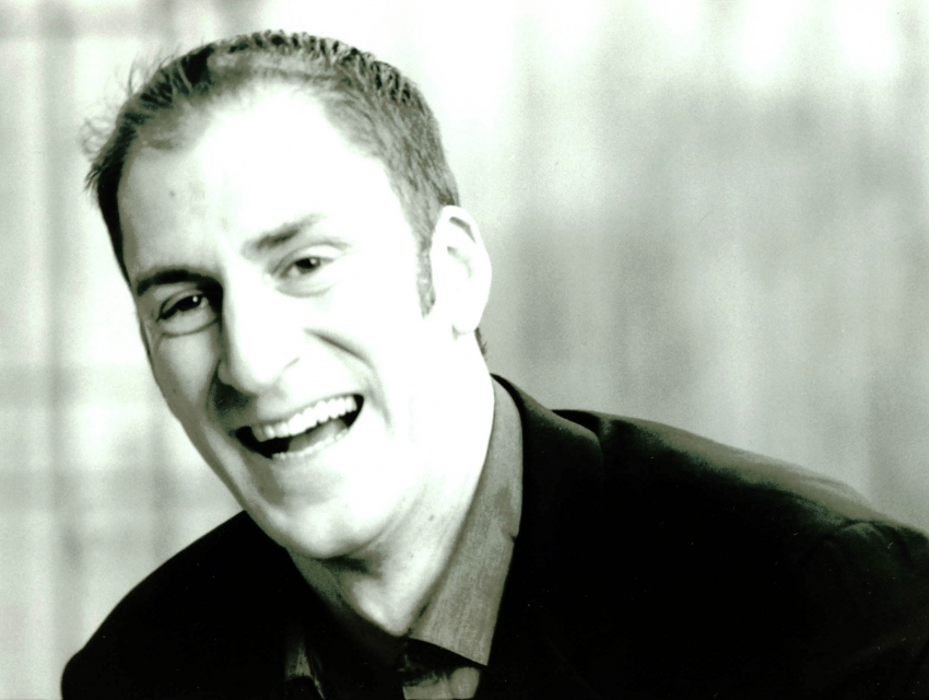 "Ben Bailey - The Host Of ""Cash Cab"""