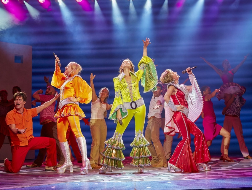 Sing Along with MAMMA MIA!